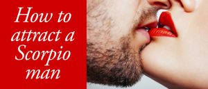 How to attract a Scorpio man banner image