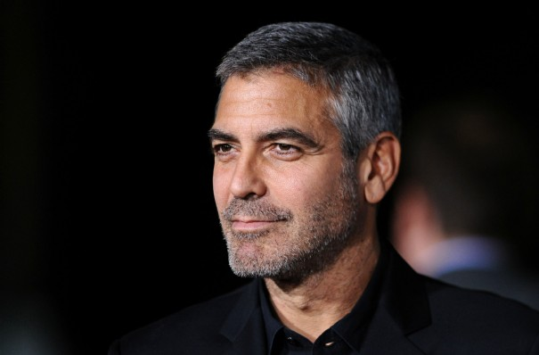 Famous Taurus Man George Clooney