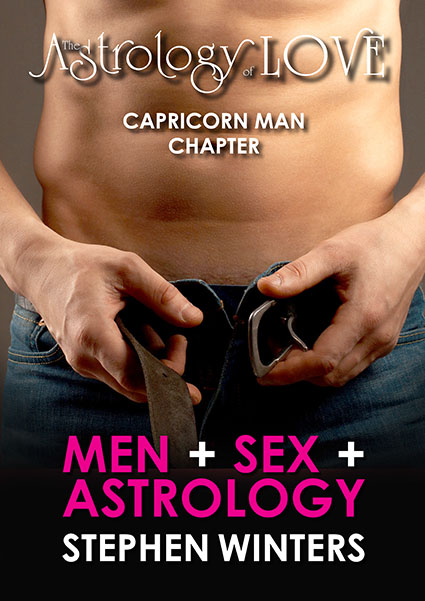 Sex and the capricon man