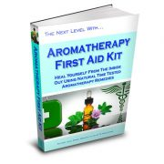 Aromatherapy First Aid Kit eBook