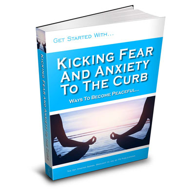 Kick Fear and Anxiety to the Curb eBook