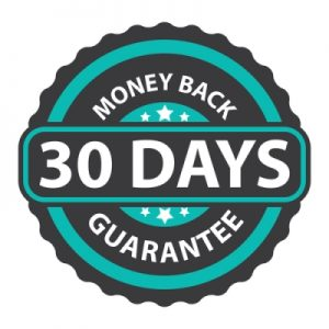 30-day 100% Money Back Guarantee