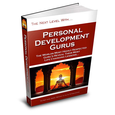 Personal Development Gurus eBook