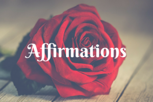Affirmations Product Category