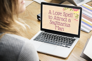 A Love Spell to Attract a Sagittarius Man Inset Image 1