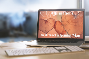 Affirmations to Attract a Gemini Man Inset Image 2
