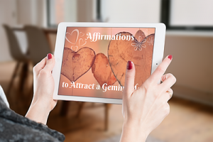 Affirmations to Attract a Gemini Man Inset Image 1