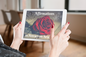 Affirmations to Attract an Aries Man Inset Image 2