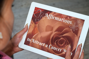 Affirmations to Attract a Cancer Man Inset Image 2
