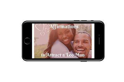 Affirmation to attract a Leo Man inset image 2